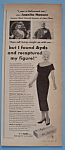 Vintage Ad: 1957 Ayds Reducing Plan w/ Juanita Hansen