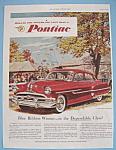 Vintage Ad: 1953 Pontiac