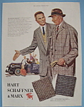 Vintage Ad: 1953 Hart Schaffner & Marx