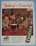 Click here to enlarge image and see more about item 11511: Vintage Ad: 1953 7 Up