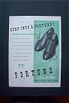 1943 Fortune Shoes For Men with Pair of Men's Shoes