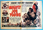 Vintage Movie Ad:1949 Mighty Joe Young with Terry Moore