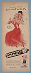Vintage Ad: 1950 Barbasol