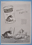 Vintage Ad: 1918 Old Dutch Cleanser