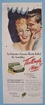 Vintage Ad: 1949 Palmolive Soap