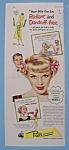 Vintage Ad: 1949 Prell Shampoo