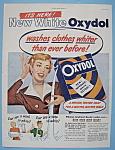 Vintage Ad: 1949 Oxydol