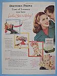 Vintage Ad: 1946 Palmolive Soap