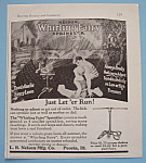 Click to view larger image of Vintage Ad: 1928 Nelson Whirling Fairy Sprinkler (Image1)