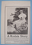 Click here to enlarge image and see more about item 11764: Vintage Ad: 1907 Kodak
