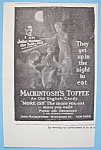 Click here to enlarge image and see more about item 11769: Vintage Ad: 1906 Mackintosh's Toffee