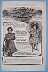 Click here to enlarge image and see more about item 11802: Vintage Ad: 1905 National Life Insurance Co.