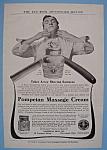 Vintage Ad: 1905 Pompeian Massage Cream