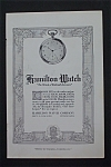 1917 Hamilton Watches with Pocket Watch