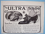 Vintage Ad: 1907 The Ultra Shoe For Women