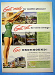 Vintage Ad: 1953 Greyhound