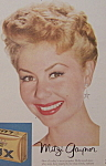 1956 Lux Soap with Mitzi Gaynor in Anything Goes