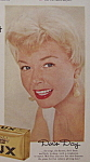 Vintage Ad: 1956 Lux Soap with Doris Day