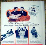 Click to view larger image of Vintage Ad: 1941 The Philadelphia Story (Image2)