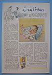 Click here to enlarge image and see more about item 11983: Vintage Ad: 1930 PET Milk
