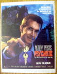 Click here to enlarge image and see more about item 11: Vintage Ad: 1986 Psycho III w/Anthony Perkins