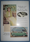 Click here to enlarge image and see more about item 12036: Vintage Ad: 1941 Studebaker Land Cruiser