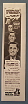 Click here to enlarge image and see more about item 12085: Vintage Ad: 1940 Bromo - Seltzer w/John Ringling North