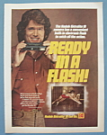 Click here to enlarge image and see more about item 12174: Vintage Ad:1979 Kodak Ektralite Camera w/Michael Landon