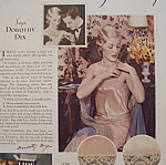 Vintage Ad: 1931 Lux Soap with Dorothy Dix