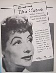 Click to view larger image of Vintage Ad: 1944 Arrid Deodorant w/ Ilka Chase (Image1)