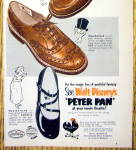Click to view larger image of Vintage Ad: 1953 Peters Weather Bird Shoes w/ Peter Pan (Image3)