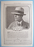 Click here to enlarge image and see more about item 12413: Vintage Ad: 1926 Dunlap Hats