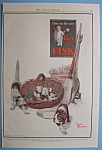 Click here to enlarge image and see more about item 12419: Vintage Ad: 1926 Fisk Tire Company