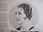 Vintage Ad: 1931 Lux Toilet Soap with Irene Rich