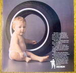 Click to view larger image of Vintage Ad: 1985 Michelin Tires (Image2)