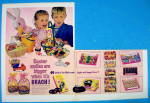 Click to view larger image of 1964 Brach's Easter Candy with Boy & Girl (Image1)