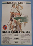 Click here to enlarge image and see more about item 12516: Vintage Ad: 1938 Grace Line