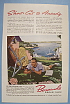 Click here to enlarge image and see more about item 12521: Vintage Ad: 1939 Bermuda Pleasure Island