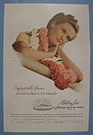 Click here to enlarge image and see more about item 12525: Vintage Ad: 1939 Matson Line To Hawaii