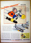 Click to view larger image of 1944 Oldsmobile Super Mouse with Navy Squadron (Image1)
