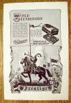 Click to view larger image of 1930 Whitman's Prestige Chocolates with Knight On Horse (Image2)
