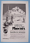 Click here to enlarge image and see more about item 12594: Vintage Ad: 1930 Santa Fe