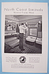 Click here to enlarge image and see more about item 12610: Vintage Ad: 1930 Northern Pacific