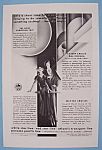Click here to enlarge image and see more about item 12616: Vintage Ad: 1930 White Star Line