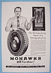Click here to enlarge image and see more about item 12619: Vintage Ad: 1930 Mohawk Tires