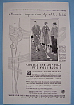 Click here to enlarge image and see more about item 12636: Vintage Ad: 1931 White Star Line By Helen Wills