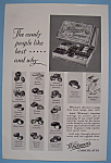 Vintage Ad: 1931 Whitman's Chocolates & Confections
