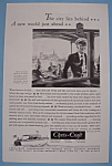 Click here to enlarge image and see more about item 12645: Vintage Ad: 1931 Chris - Craft