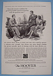 Click here to enlarge image and see more about item 12655: Vintage Ad: 1931 Hoover Cleaner