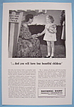 Click here to enlarge image and see more about item 12690: Vintage Ad: 1943 National Dairy Products Corporation